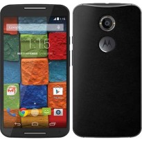 Motorola XT1092 Moto X 2nd Generation 4G NFC 16GB black leather EU