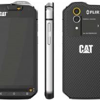 Cat S60 4G 32GB Dual SIM black UE