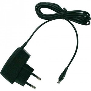 Acc. Charger 220V Micro USB for various Phones BULK